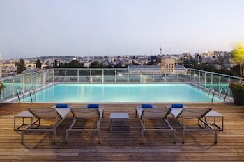 Jeruzalem — zdjęcie hotelu St. George Hotel Jerusalem