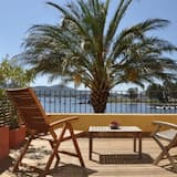Kamar Comfort, teras (sea view) - Pemandangan Pantai/Laut