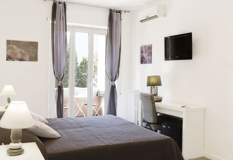 Le Cupole, Rome, Classic Double Room, Guest Room