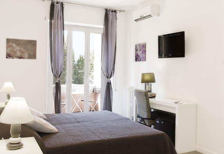 庫普樂酒店, 羅馬, 經典雙人房, 客房