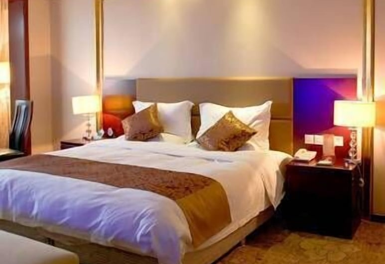 Shenyang Commercial Plaza Co., Ltd. Ming Wah Wah Hotel, Shenyang, Hosťovská izba