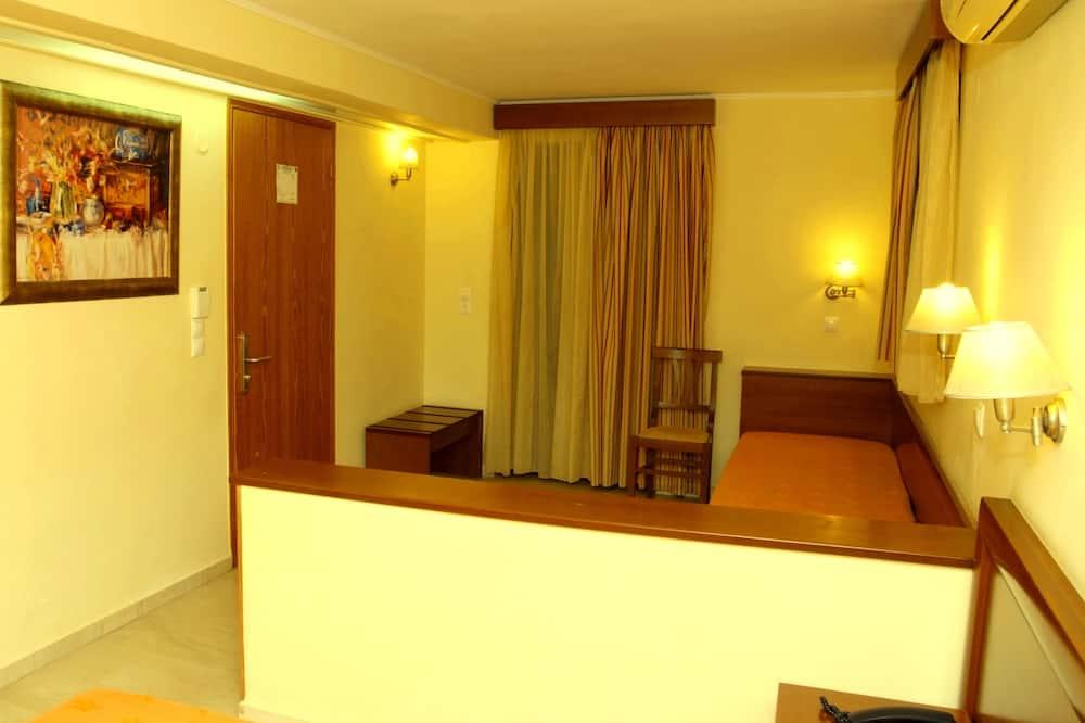 Superior kamer, Uitzicht op zee - Woonruimte