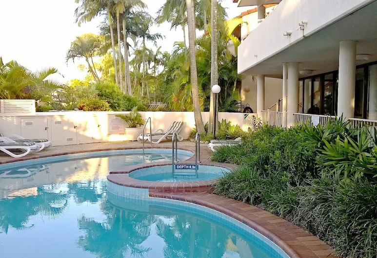 The Noosa Apartments, Noosa Heads, Outdoor Pool