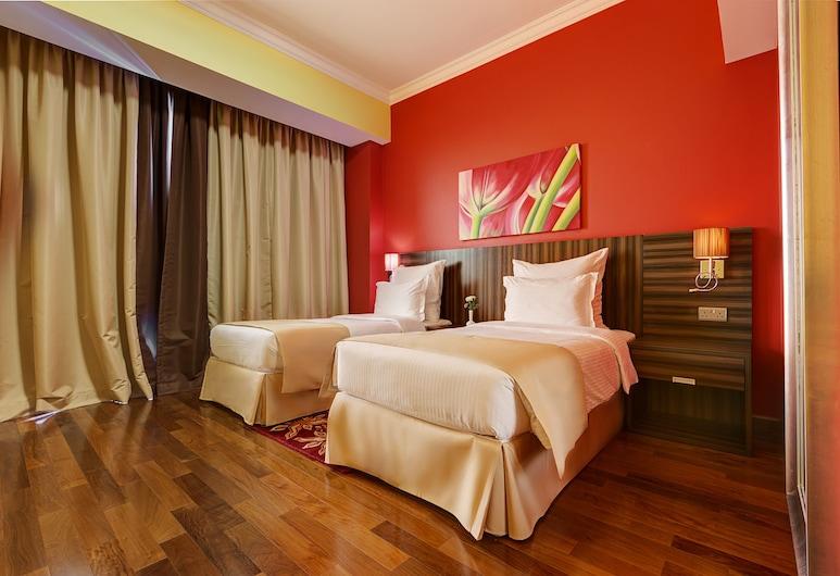 아비도스 호텔 아파트먼트, 두바이랜드, 두바이, 프레지덴셜 스위트, 객실