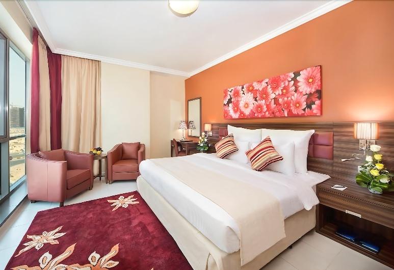 Abidos Hotel Apartment, Dubailand, Dubajus, Apartamentai, 1 miegamasis, Kambarys