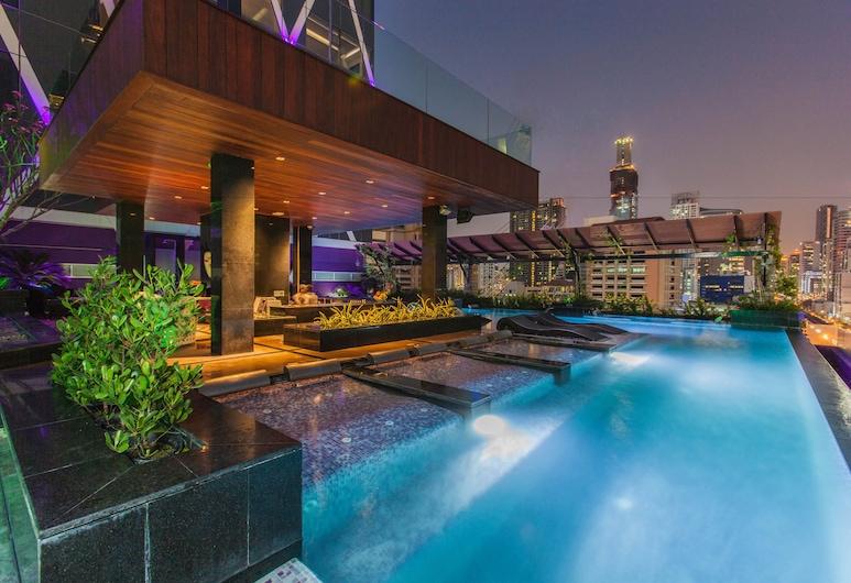 摩德沙吞飯店, Bangkok, 游泳池