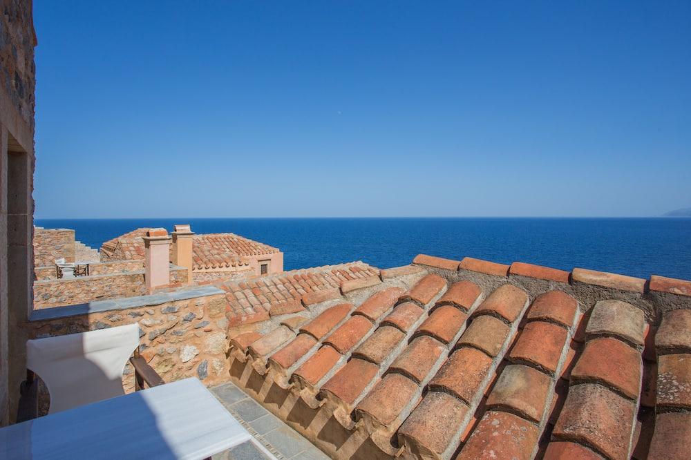 Habitación doble Premium, vista al mar - Balcón