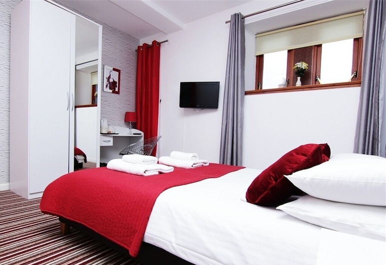 Rosemount Palace, Aberdeen, Superior Δίκλινο Δωμάτιο (Double), Μπάνιο στο δωμάτιο, Δωμάτιο επισκεπτών