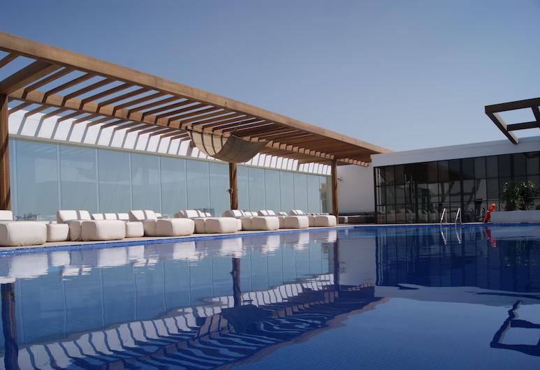 K108 Hotel, Doha, Outdoor Pool