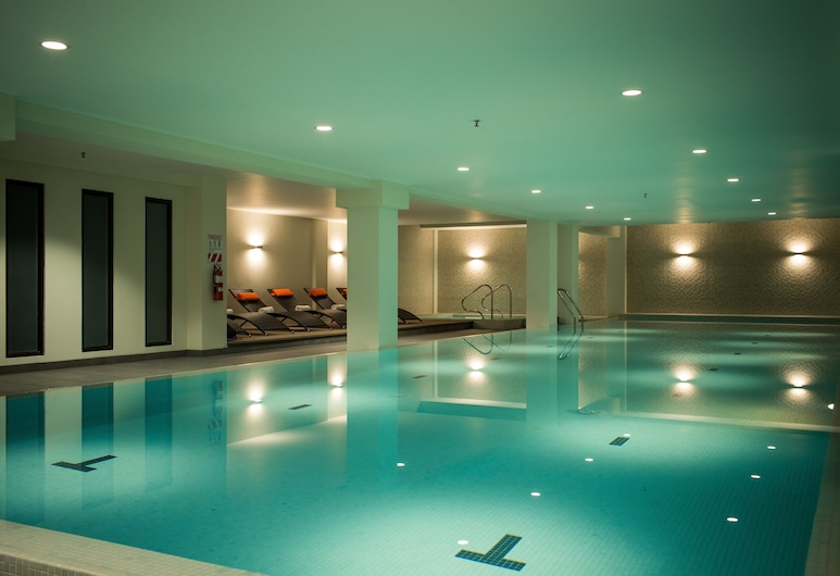 Wyndham Garden San Jose Escazu, Escazu, Indoor Pool