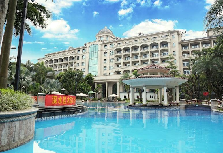 Hengda Hotel Zengcheng, Guangzhou, Zwembad