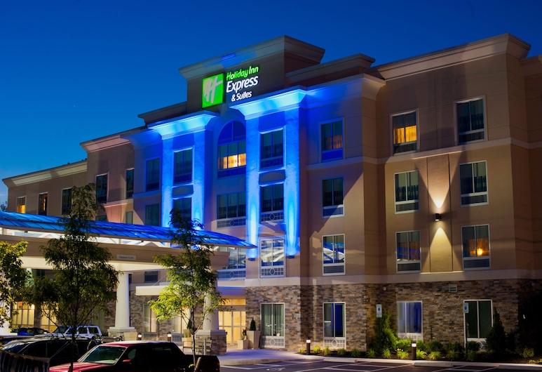 Holiday Inn Express & Suites Columbus - Easton Area, Columbus, Eksterijer