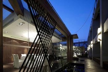 在深圳的深圳湾木棉花酒店照片
