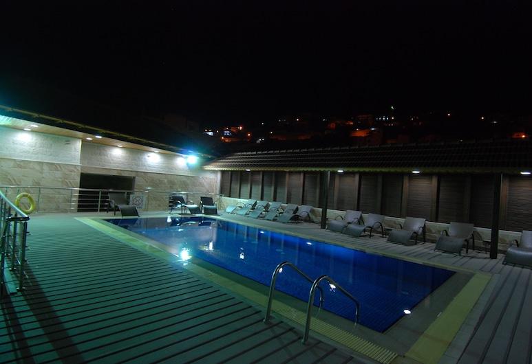 Seven Wonders Hotel - Petra, Musa, Vaizdas iš viešbučio