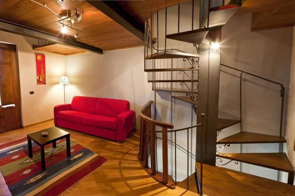 Family Apartment, Garden View - Bilik Rehat
