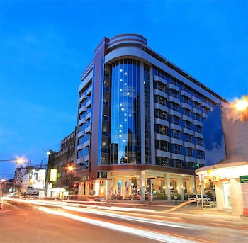 Gambar Golden Crown Grand Hotel di Hat Yai
