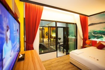 Hình ảnh Must Sea Hotel Kata tại Karon