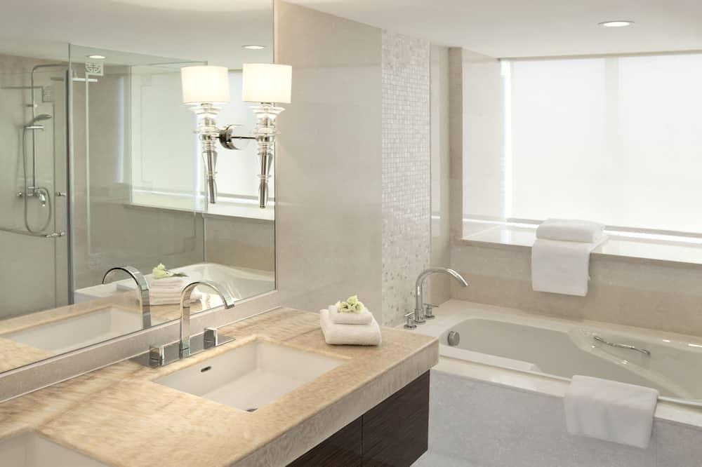 Dorsett Twin Room - Bathroom