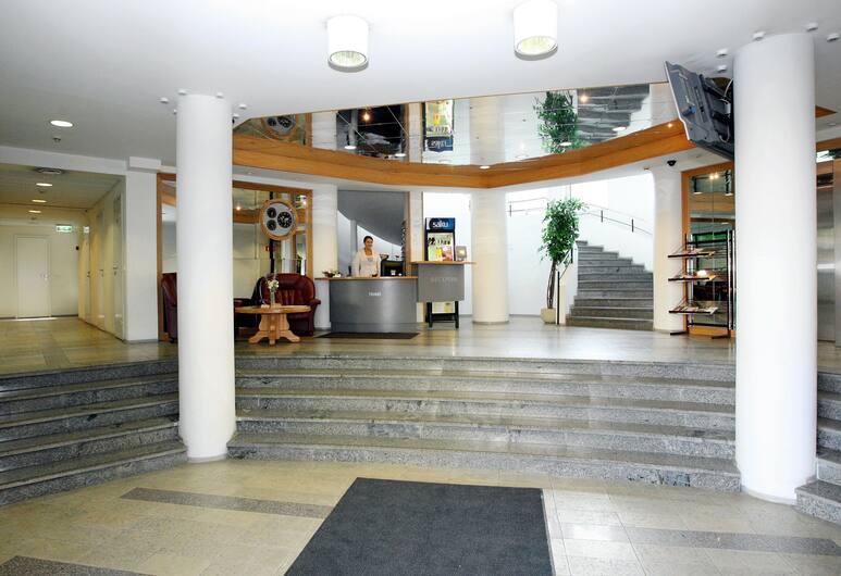Center Hotel, Tallinn, Hall