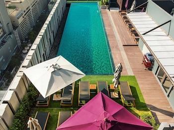 在曼谷的曼谷暹罗美居酒店照片