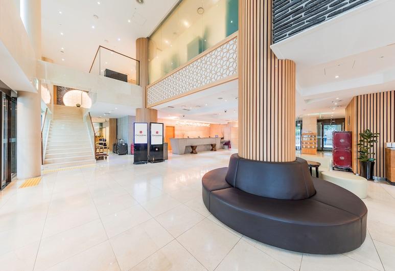 中心馬克酒店, 首爾, 大堂