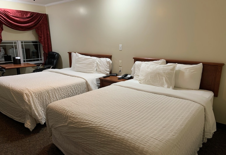 Travelodge by Wyndham Fredericton, Waasis, Room, 2 Queen Beds, Non Smoking, Guest Room