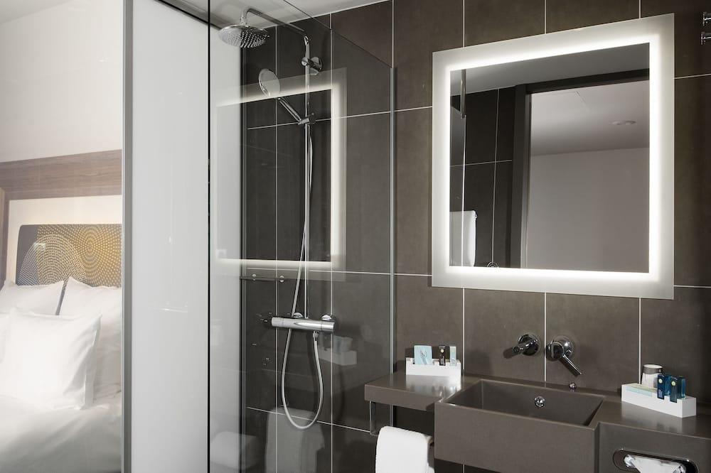 Сімейний номер, 2 двоспальних ліжка (Superior) - Ванна кімната