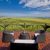Luxury Chalet (Double) - Balcony