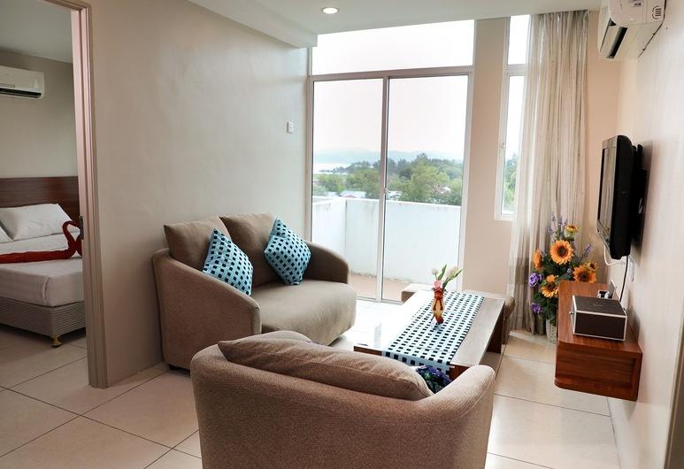 Simfoni Resort, Langkawi, Külaliskorter, 3 magamistoaga, Lõõgastumisala