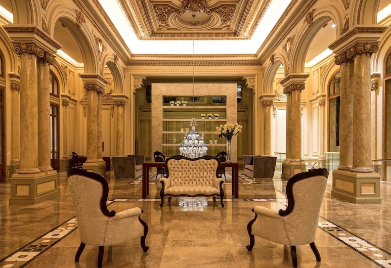 Sofitel Montevideo Casino Carrasco and Spa, Montevideu, Sala de Estar do Lobby