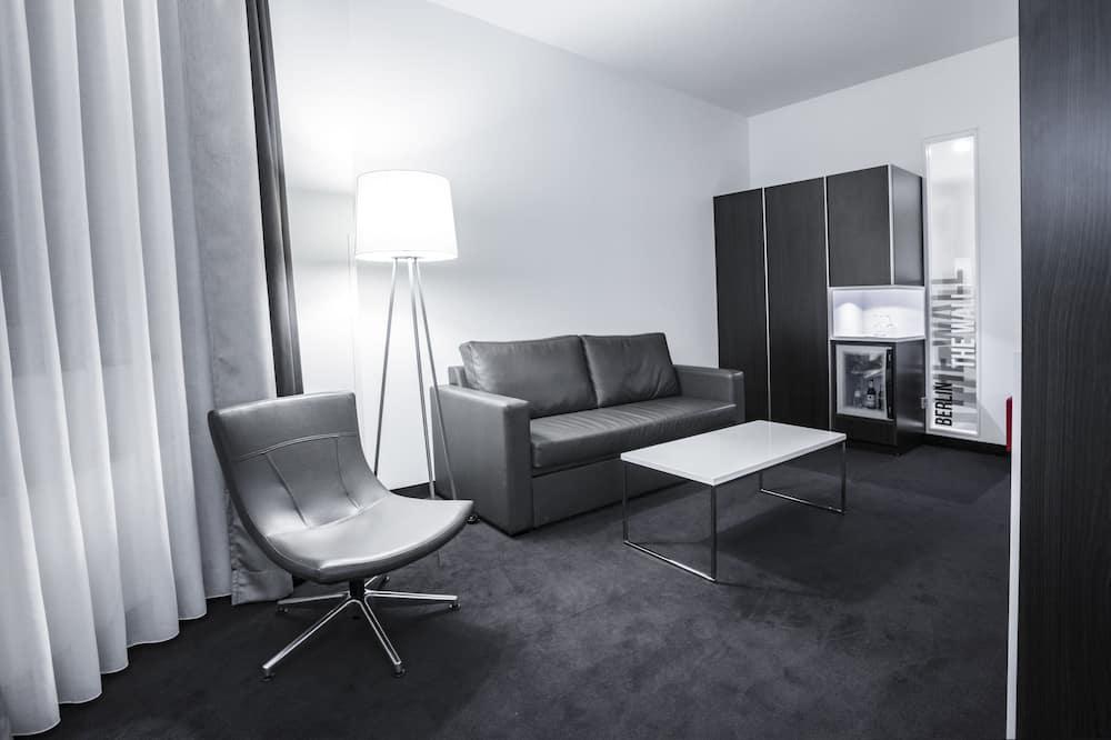 Exclusive-dobbeltværelse - Opholdsområde