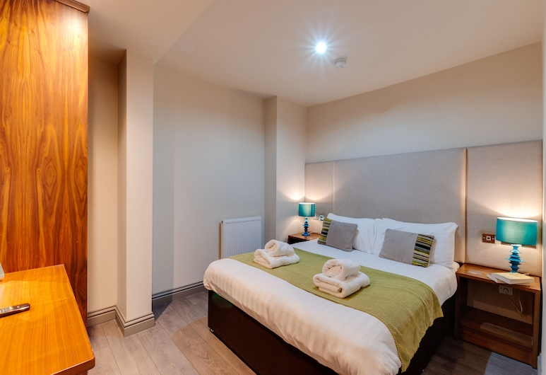 Base Serviced Apartments - City Road, Chester, Apartment, 2 Bedrooms, Guest Room