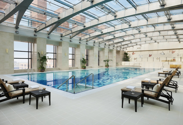 The Imperial Mansion, Beijing Marriott Executive Apartments, Beijing, Indoor Pool