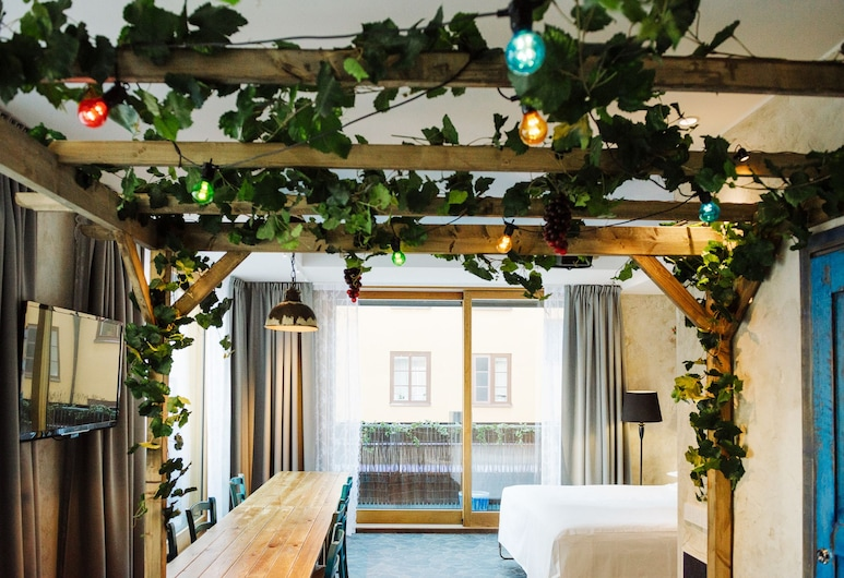 Pop House Hotel, Stockholm, Deluxe Room, 2 Twin Beds, Non Smoking, Guest Room