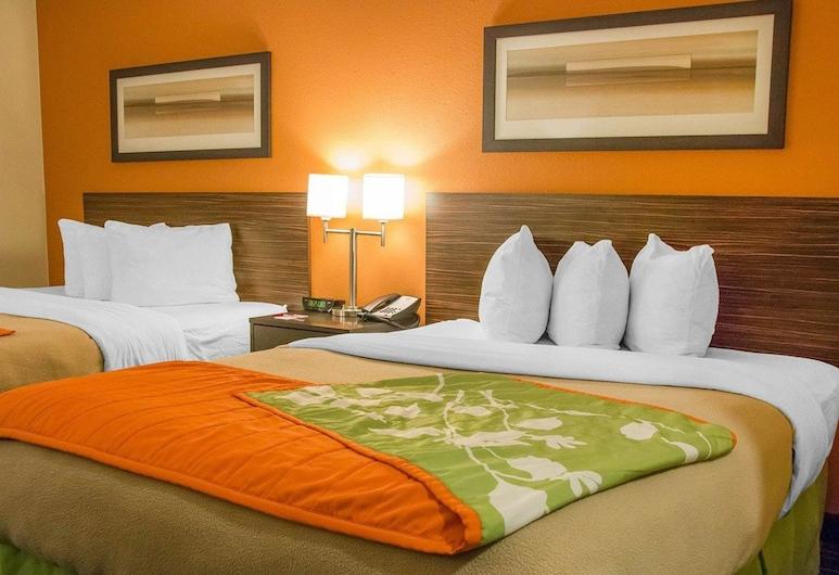 Econo Lodge Winnipeg South, Winnipeg, Standardzimmer, 2Queen-Betten, Nichtraucher, Zimmer