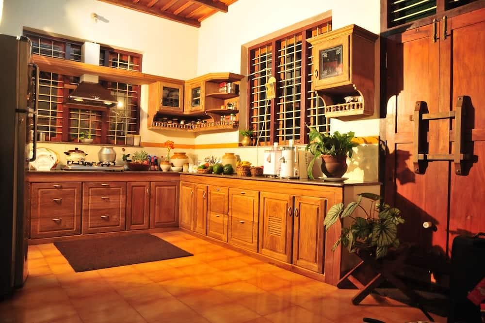 Pokój dla 1 osoby - Wspólna kuchnia