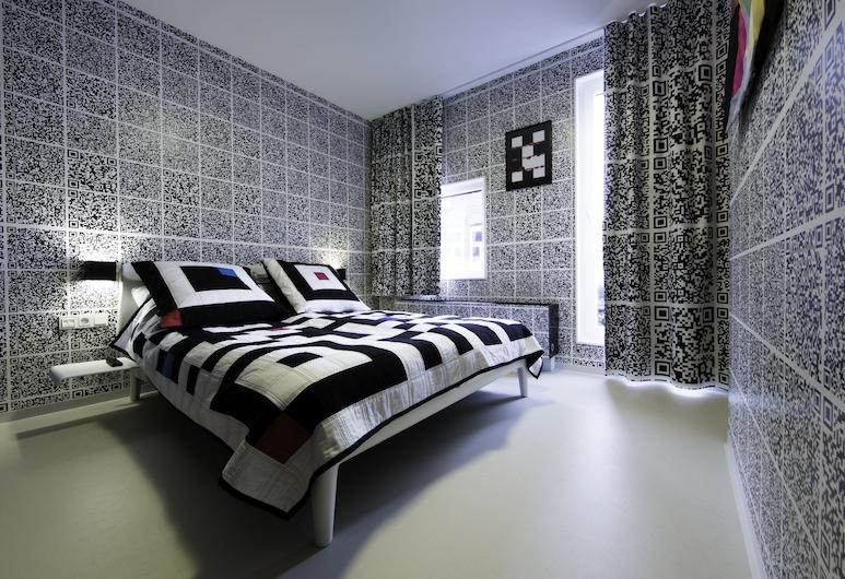 Design Hotel Modez, Arnhem, Conforto, 1 Cama de Casal, Quarto