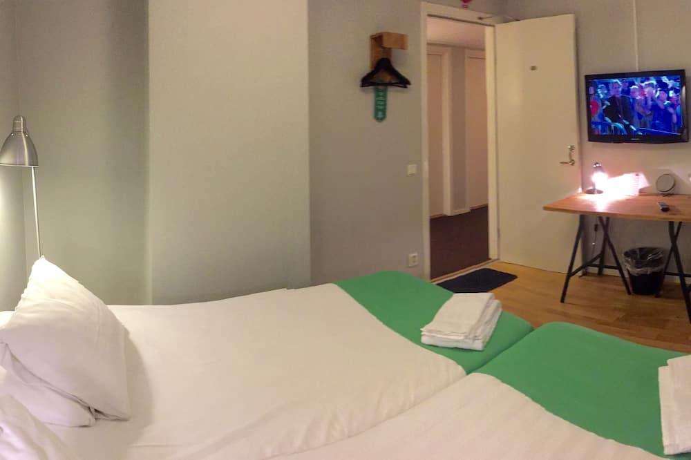 Economy Double or Twin Room, Shared Bathroom (No window) - Guest Room