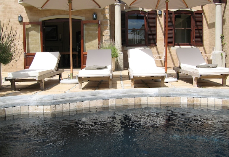 Auberge Provence, Hermanus, Pool