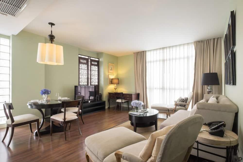 One Bedroom Suite - Living Area