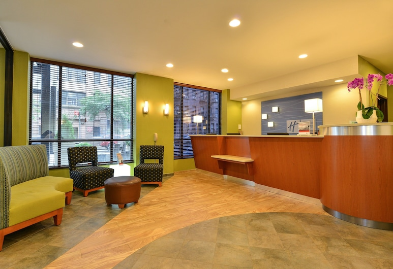 Holiday Inn Express New York - Manhattan West Side, ניו יורק, לובי