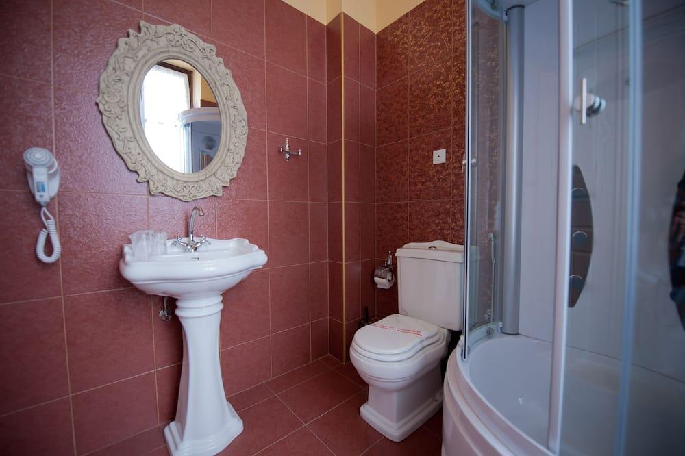 Deluxe-Doppelzimmer, 1 Queen-Bett - Badezimmer
