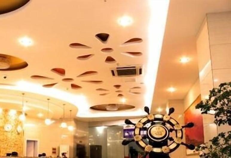 Jiujiang Bonnie Express Business Hotel, ג'יוג'יאנג, לובי