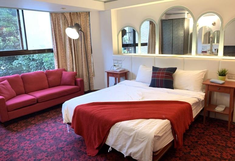 イースト ファン ディー ホテル (東芳蒂旅店), 台北