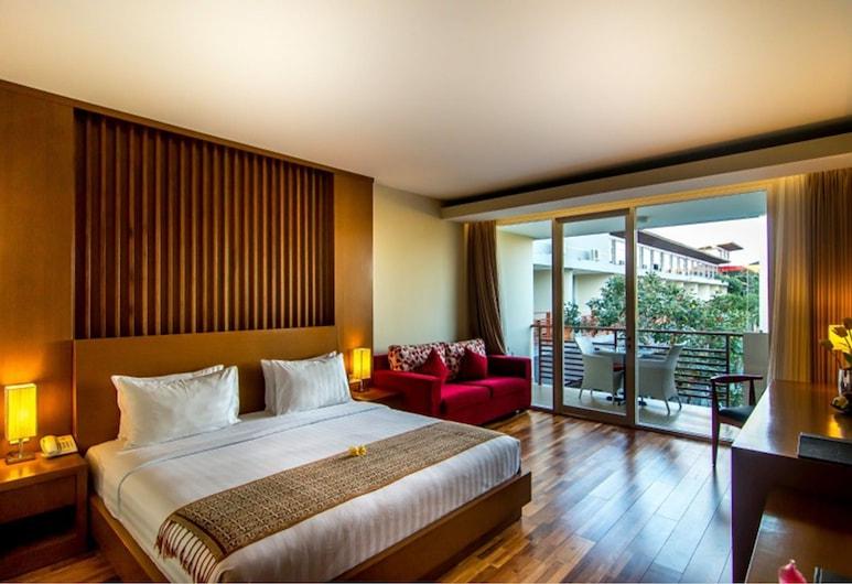 Seminyak Square Hotel, Seminyak, Junior Suite, Guest Room