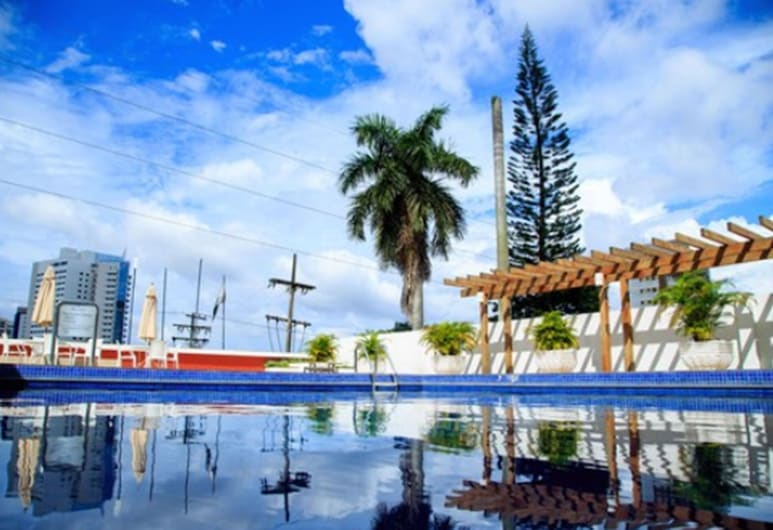 Da Vinci Hotel & Conventions, Manaus, Kolam Terbuka