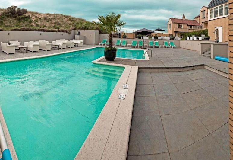 Strandhotel Nassau Bergen, Bergen aan Zee, Açık Yüzme Havuzu