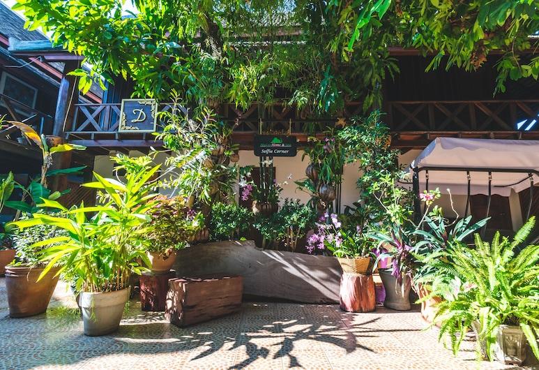 Mylaohome Hotel & Spa, Λουάνγκ Πραμπάνγκ, Εσωτερική είσοδος