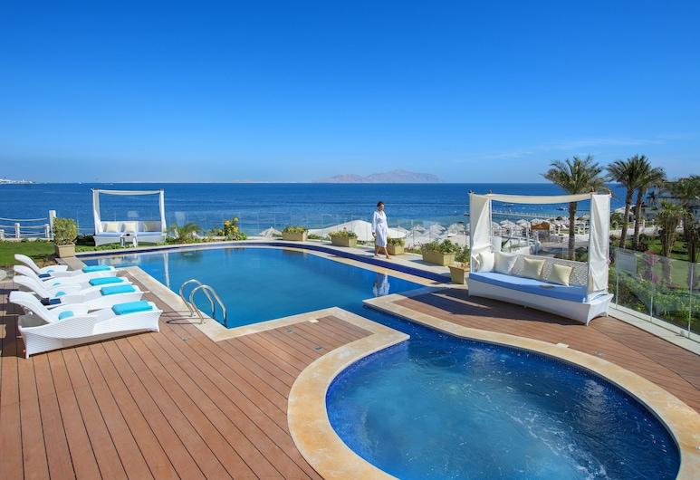 SUNRISE Arabian Beach Resort - Grand Select, Sharm el Sheikh, Villa Royal, Piscina privada