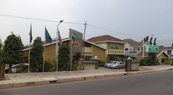 Foto van Forest Gate Hotel in Accra